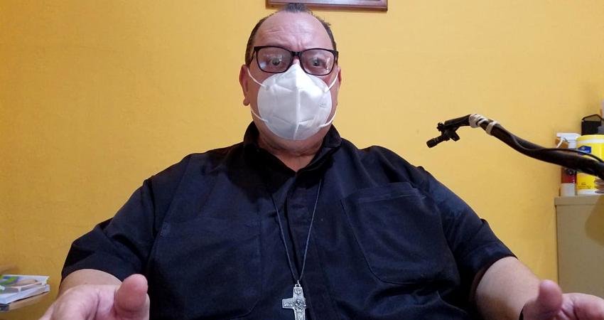 Director de Cáritas Estelí está bien de salud