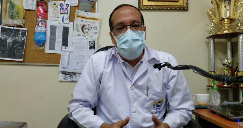 Director de Clínica Médica Previsional de Estelí advierte no bajar la guardia ante Covid-19