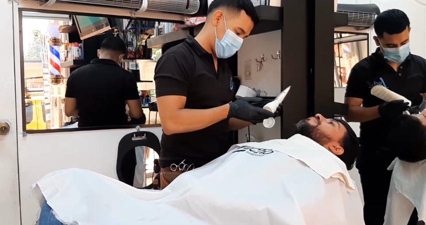 Lucho: La barbería inclusiva de Estelí