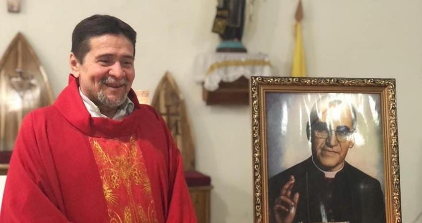 Fallece Padre Julio Melgar