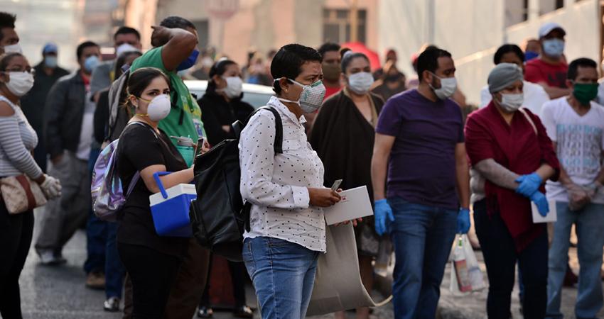 Siguen habiendo casos de coronavirus, que muchas veces pueden confundirse con gripe o influenza.