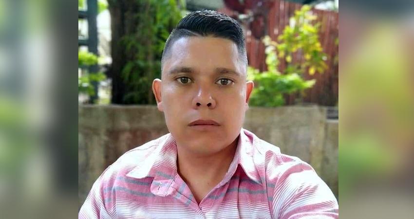 Juan Daniel Sevilla aún permanece en cama. Foto: Cortesía