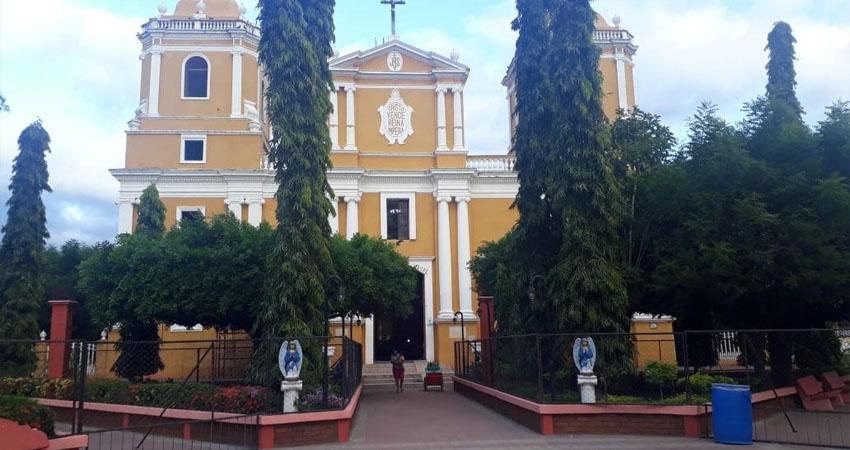 Santuario del Señor de Esquipulas. Foto: Martha Celia Hernández/Radio ABC Stereo