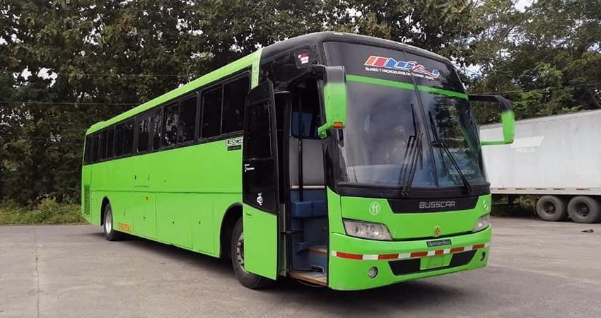 Transporte Segoviano. Foto: Cortesía