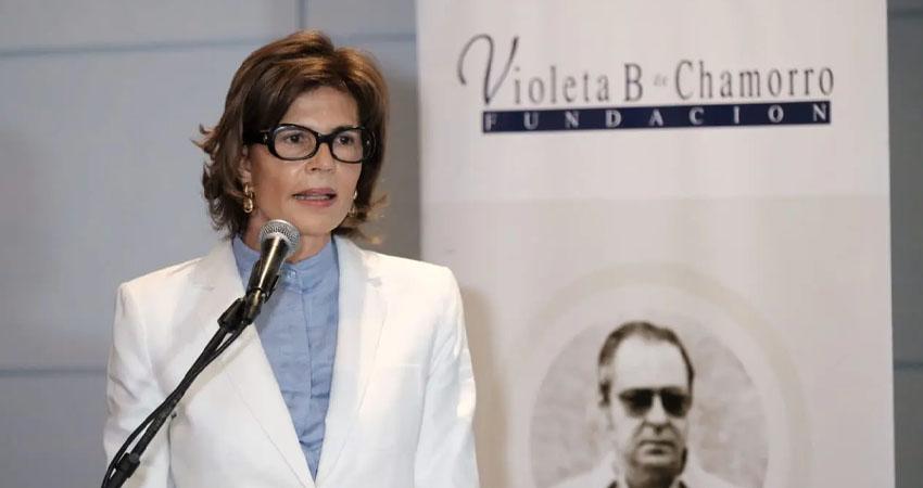 Cristiana Chamorro, fundadora de la organización. Foto: Cortesía