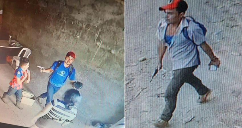 Los delincuentes fueron reconocidos por medio de videos. Foto: Cortesía