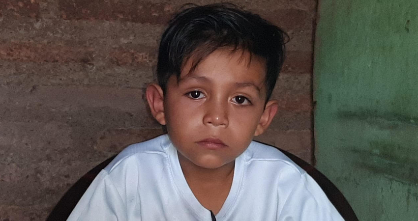 Kevin logró superar la enfermedad con éxito. Foto: Famnuel Úbeda/Radio ABC Stereo