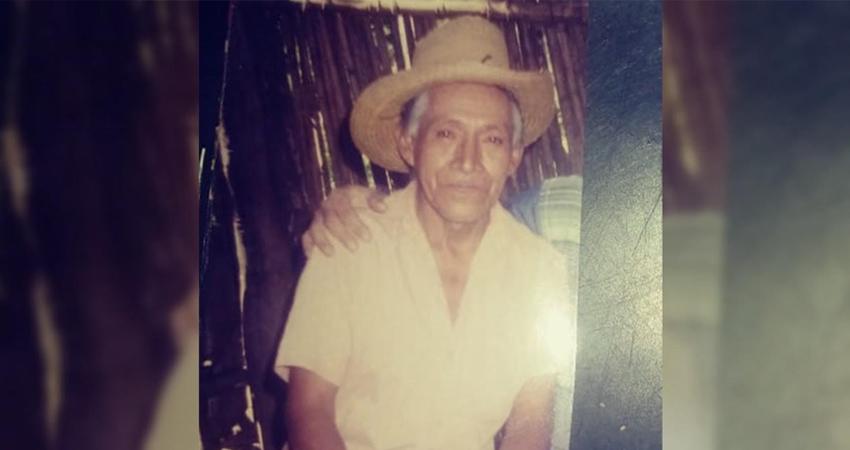 Don Atanasio tenía 87 años cuando desapareció. Foto: Cortesía