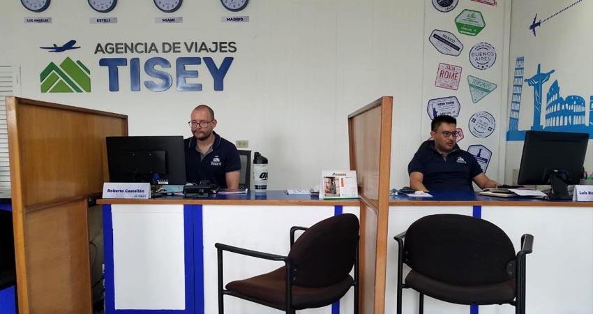 Agencia de Viajes Tisey. Foto: Roberto Mora/Radio ABC Stereo