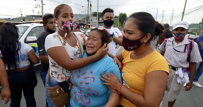 Los incidentes se registraron en cárceles de las provincias de Guayas y Cotopaxi, además de la prisión de Turi, en la provincia de Azuay.