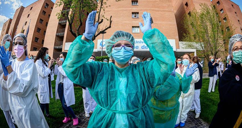 Por primera vez la cifra de curados en 24 horas supera la de nuevos contagiados