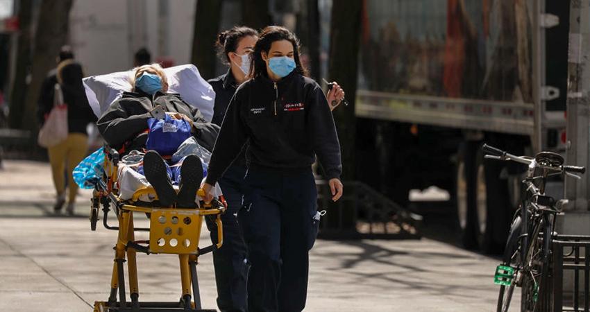 Estados unidos rebasa las 50,000 muertes por coronavirus