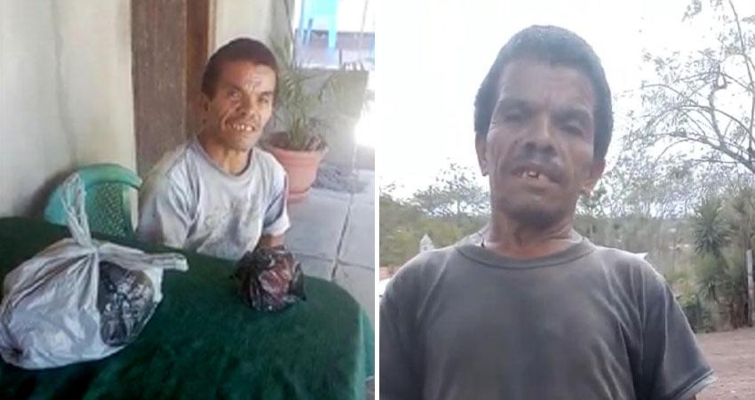 Juan Bautista Tercero, de Pueblo Nuevo, Estelí. Foto: Cortesía