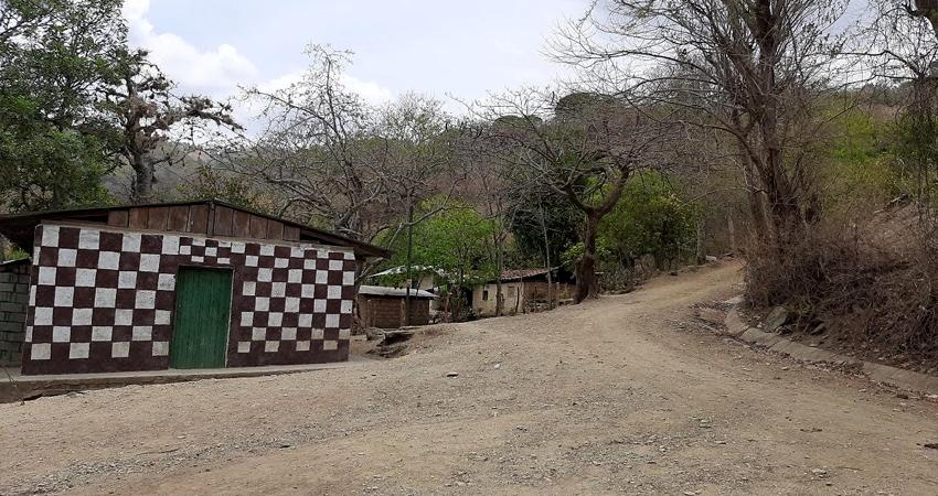 Hambre y desempleo: la realidad de algunas familias en una comunidad de Palacagüina