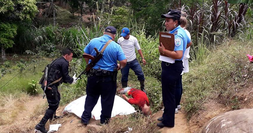 Discusión por una leña deja un muerto en Jinotega