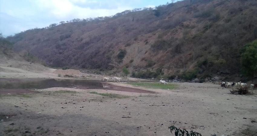 Río Telpaneca en Madriz. Foto: Cortesía