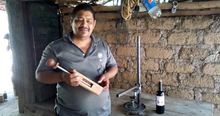 Teodoro Pérez Acuña es un productor de vinos. Foto: Cortesía/Radio ABC Stereo