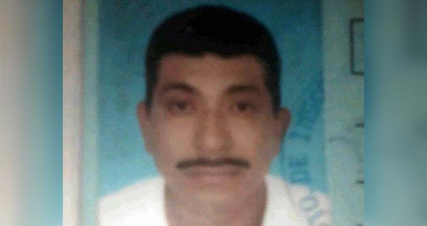 Juan José Mendoza, desaparecido hace varios meses. Foto: Cortesía