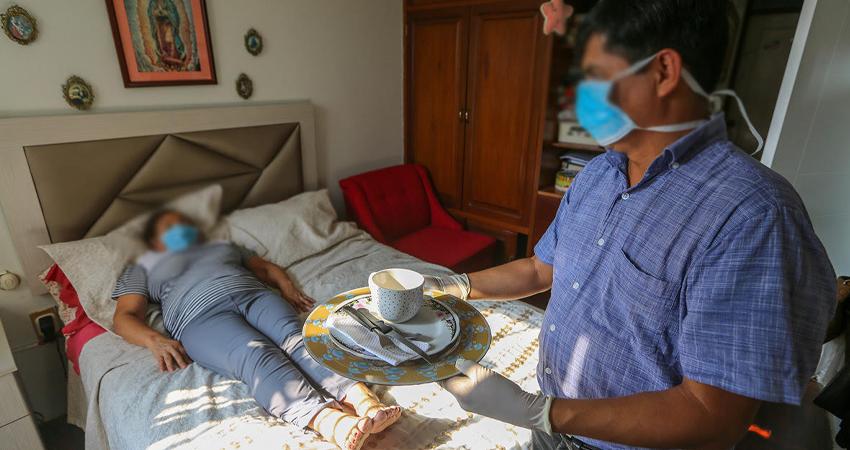 Prepare las condiciones de su casa antes de que llegue el coronavirus