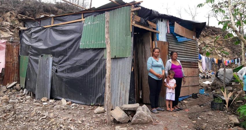 La familia pide apoyo de las autoridades. Foto: Alba Nubia Lira/Radio ABC Stereo