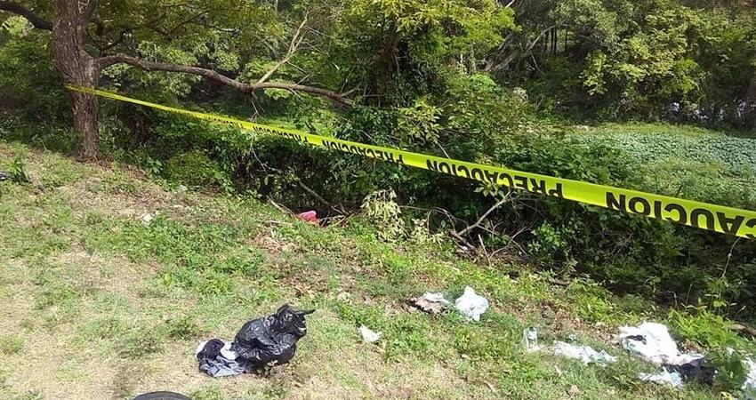 En Isiquí, Estelí, se registró la tragedia donde una jovencita perdió la vida después que la moto en la que viajaba como acompañante se saliera de la vía e impactara contra un árbol.