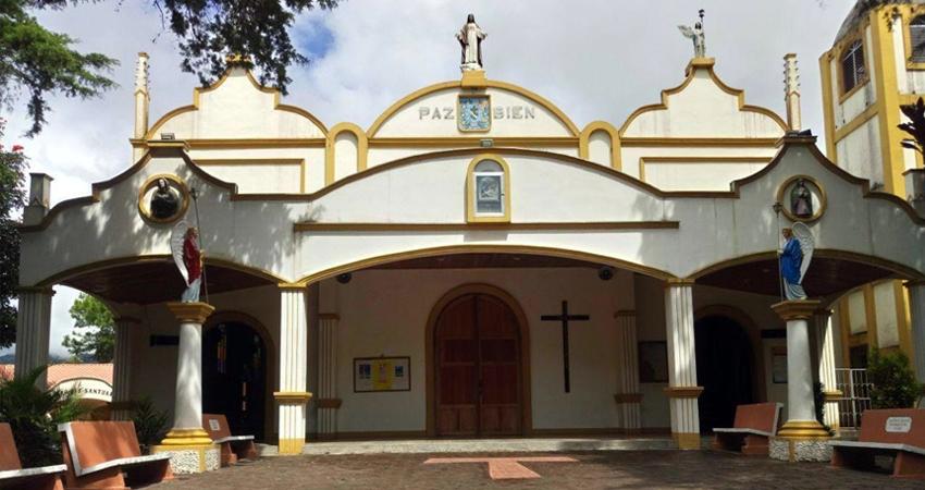 Empezaba la Semana Santa cuando los delincuentes ingresaron al Santuario Tepeyac, donde reposan los restos de Fray Odorico D'Andrea. Hasta el momento, aún no hay resultados de las investigaciones policiales.