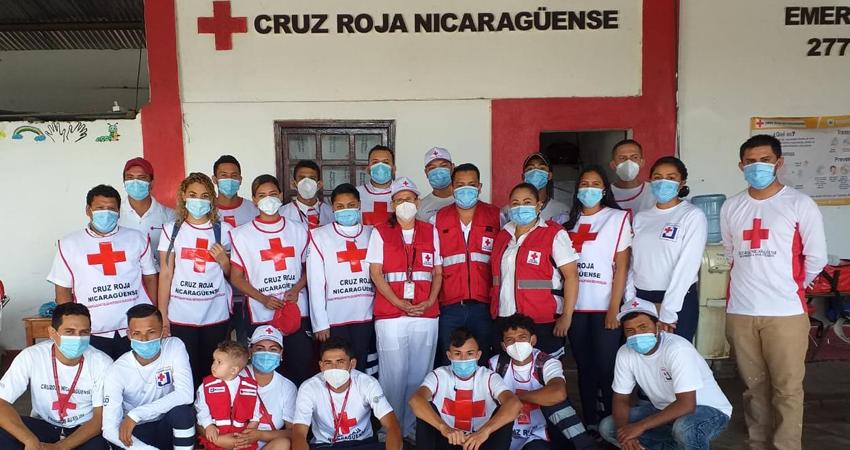 Servir es una vocación para los miembros de la Cruz Roja Sébaco, filial que además atiende a los municipios de San Isidro y Ciudad Darío. A pesar de los retos, su objetivo se mantiene firme: ayudar a la población.