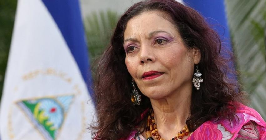 Rosario Murillo, vicepresidenta de Nicaragua. Foto: Cortesía/Radio ABC Stereo