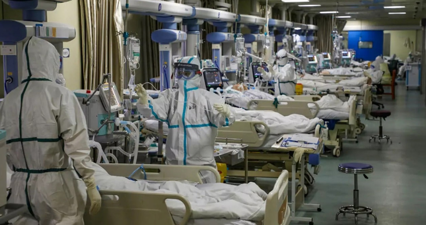 América latina superó el millón de casos confirmados de coronavirus, la mitad de ellos en Brasil