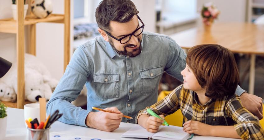 Las actividades de casa se pueden conjugar con las matemáticas, el análisis y otras materias