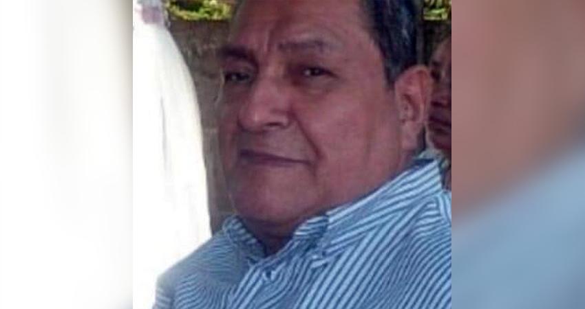 Francisco José Cano García era un reconocido abogado y militante sandinista. Foto: Cortesía