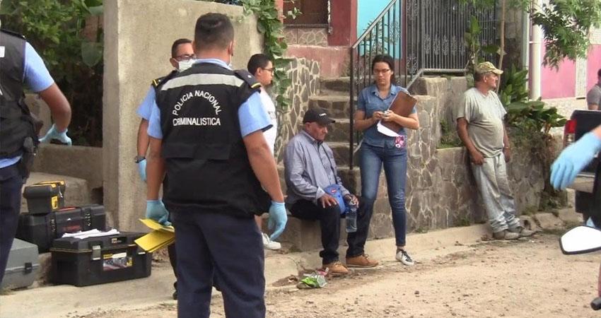 Don Teodoro Pineda es no vidente y fue asaltado dentro de su propia vivienda en Estelí, donde los malhechores llegaron con arma blanca y amordazaron a sus familiares.
