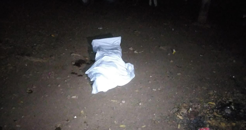 12 días tenía Yader Eduardo Estrada de haber salido de la cárcel cuando recibió al menos tres puñaladas que le provocaron la muerte en La Montañita, Estelí.