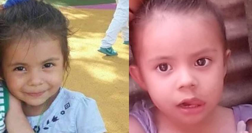 La pequeña de tres años de edad fue rescatada por la Policía en la comarca Melchorita, municipio de San Carlos, Río San Juan.