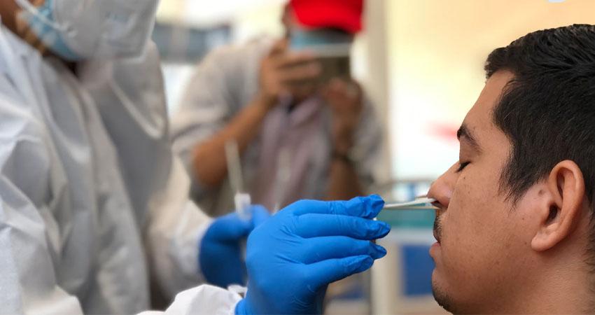 El balance total de contagios en el país asciende a 7,920 casos. Foto: Cortesía