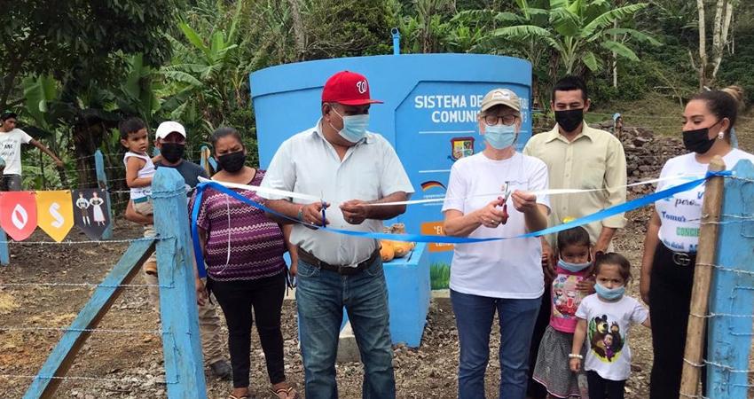 Inauguración del proyecto. Foto: Cortesía/Radio ABC Stereo