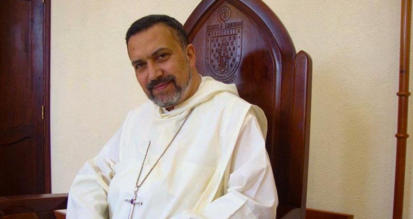 Piden orar por sacerdote y monjes afectados por el coronavirus en Estelí