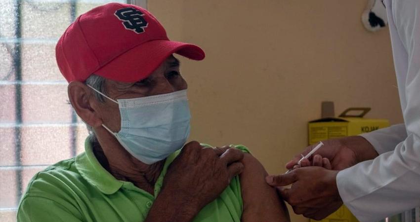 Casi 6 mil dosis fueron aplicadas ayer en la ciudad de Estelí. Se espera que pronto haya otra jornada.