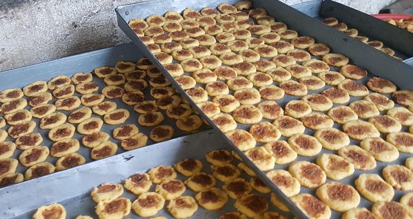 Algunos talleres han optado por reducir la producción para no afectar la calidad de las rosquillas.