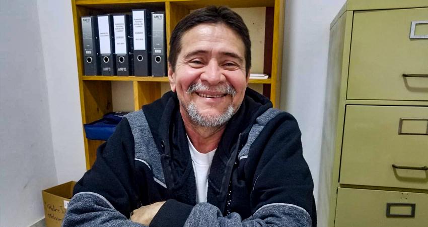 El padre Julio fue ingresado por fuertes complicaciones de salud. El apreciado sacerdote de origen salvadoreño lleva muchos años sirviendo a la Diócesis de Estelí.