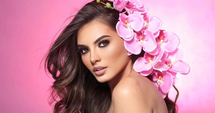 Ana Marcelo, Miss Nicaragua 2020 . Foto: Manumatus Photagraphy
