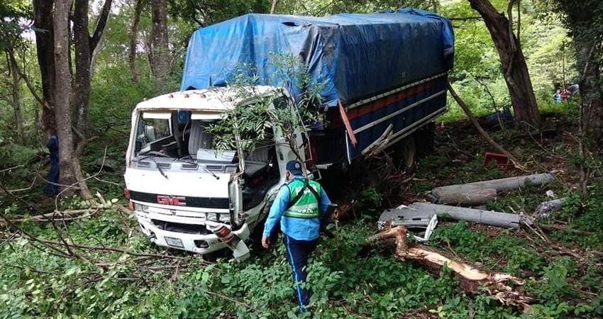 El domingo se registraron dos accidentes fatales. Foto: Juan Fco. Dávila/Radio ABC Stereo