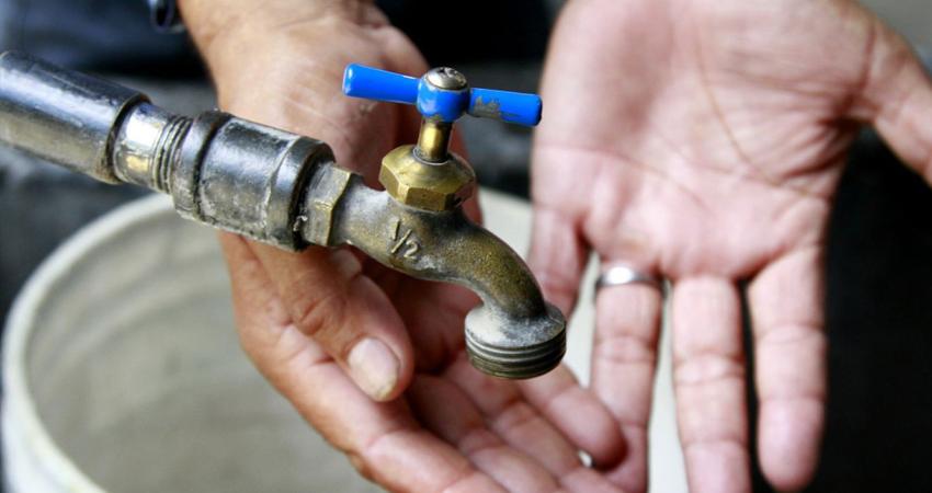 Persiste desabastecimiento de agua en algunos barrios de Estelí