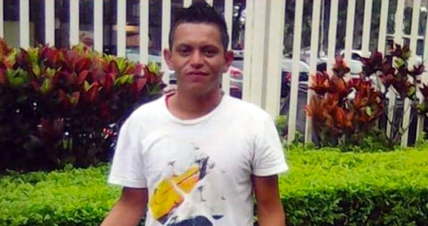 El joven Franklin Ramón Torres, fallecido en Costa Rica. Foto: Cortesía
