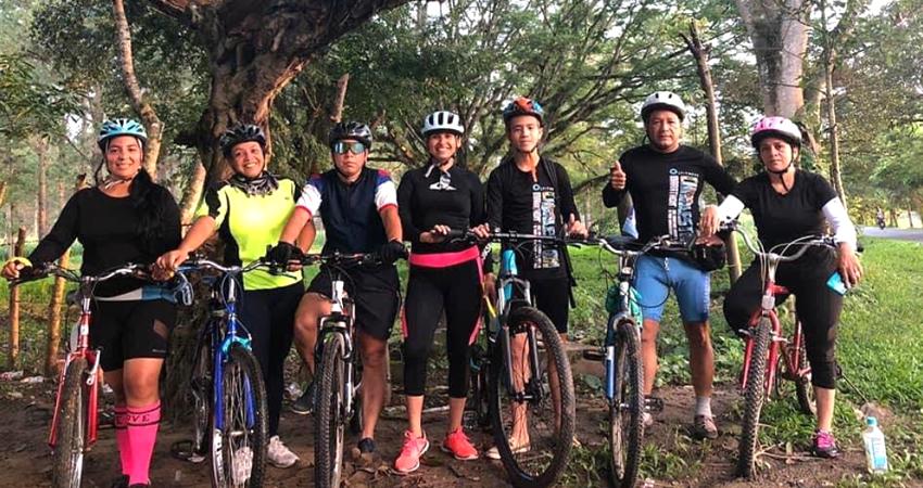 Club de ciclismo en Jalapa: un desafío en Las Segovias
