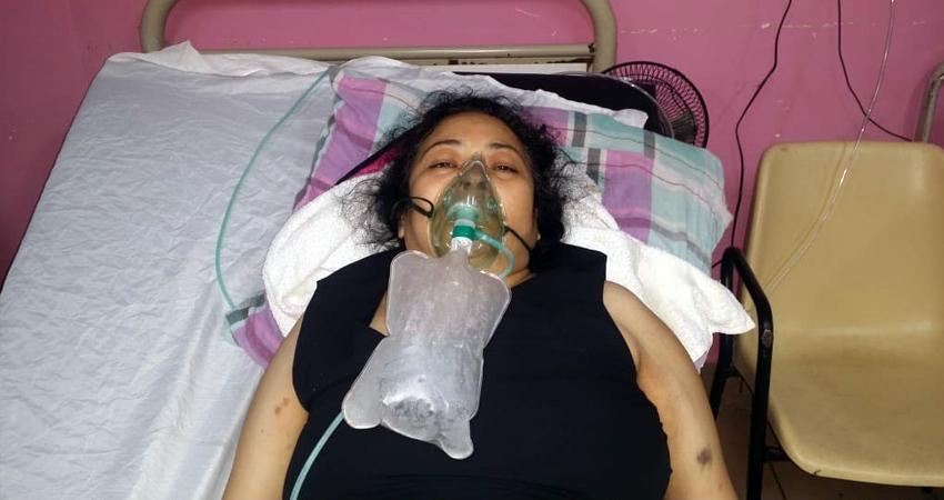 Logran adquirir equipo de oxígeno que necesita una madre esteliana