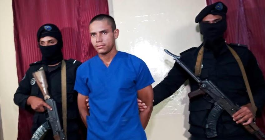 Frankling Roberto Inestroza Carazo, condenado a 10 años de prisión. Foto: Archivo/Radio ABC Stereo
