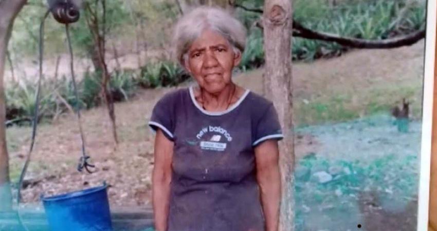 Emprenden búsqueda de ancianita desaparecida en Condega