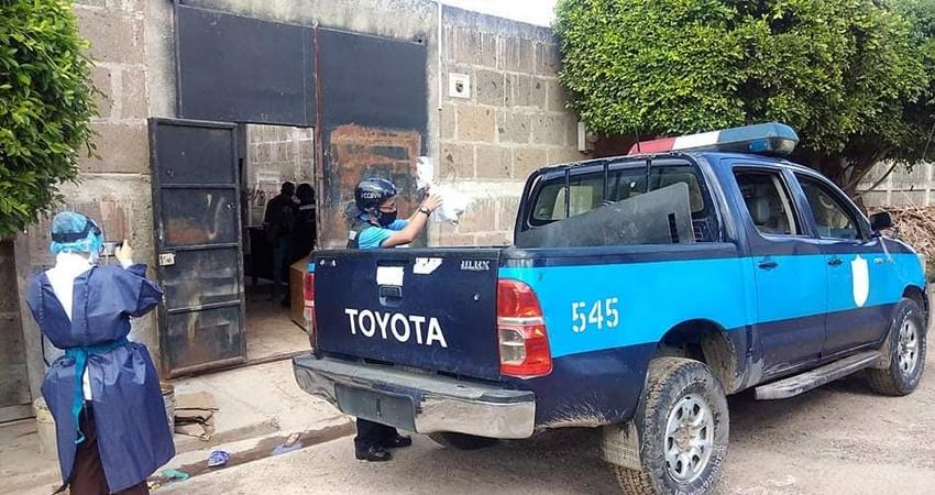 Mario Orlando Lanuza fue apuñalado dentro de su centro de trabajo. Foto: Juan Fco. Dávila/Radio ABC Stereo