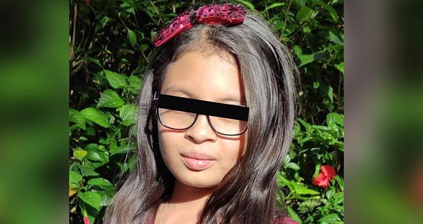 La menor resultó gravemente lesionada en un accidente de tránsito registrado la mañana del pasado 26 de agosto.